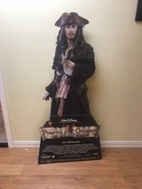Pirates Of The Caribbean Johnny Depp Cut Out in Houston, Texas