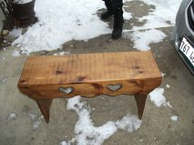BENCH ALL WOOD MINT in Lockport, Illinois