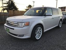 2009 Ford Flex AWD All Wheel Drive Limited Station Wagon in Fort Lewis, Washington