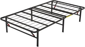 Twin XL Platform Bed Frame - New! in Naperville, Illinois