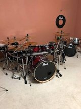 Pearl Decade Maple 9pc Drum Set in Kingwood, Texas