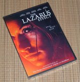 NEW The Lazarus Effect DVD Evil Will Rise SEALED Producers of Purge Insidious in Joliet, Illinois