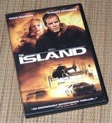 The Island DVD Sci-Fi & Fantasy Thriller in Yorkville, Illinois