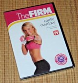NEW The Firm Cardio Overdrive DVD w Master Instructor Alison Davis As Seen On TV in Yorkville, Illinois