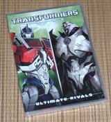 NEW Transformers Prime Ultimate Rivals 5 Episodes Animated in Chicago, Illinois
