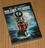 NEW Silent Venom DVD Horror Vicious Breed of Genetically Altered Snakes. in Oswego, Illinois