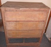 Old Chest of Drawers - Barn Wood? in Conroe, Texas