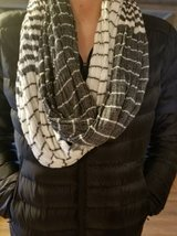 Cute infinity scarf in Camp Pendleton, California