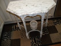 ANTIQUE ALL WOOD TABLE in Naperville, Illinois