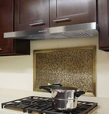 KOBE RAX2136SQB-1 Brillia 36-inch Under Cabinet Range Hood, 3-Speed, 7 in Joliet, Illinois