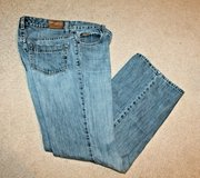 Eddie Bauer Vintage Boot Cut Jeans, Mid Rise, Faded, 6R in Westmont, Illinois