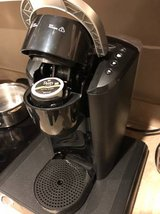 Keurig with storage drawers in Kingwood, Texas