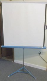 """40"""" x 40"""" Movie or Slide Projector Screen in Conroe, Texas"""