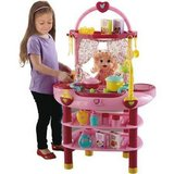 Baby girl Baby Alive Cook N Care Set N in Lockport, Illinois