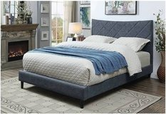 New! Blue Estarra FULL | QUEEN | KING BedFrame FREE DELIVERY starting in Camp Pendleton, California