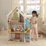 KidKraft Zoey Dollhouse with EZ Kraft Assembly in Plainfield, Illinois