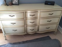 Drexel Touraine French Provincial Dresser in Westmont, Illinois