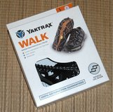 Yaktrax Walk Traction Walking Cleats Snow Ice Large Fits W 13 - 15 M 11.5 - 13.5 in Chicago, Illinois