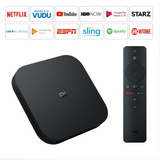 Brand New Xiaomi Mi Box-S 4K ULTRA HD Android TV Google Chromecast & Assistant bulit-in in Lockport, Illinois