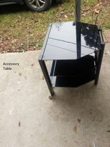 Black Glass Table in Cleveland, Texas