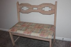 Entry Way Bench or for Table or Bedside in Spring, Texas