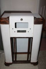 Vintage Radio Cabinet Shell Furniture Project in Spring, Texas