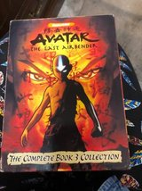 Avatar The Last Air Bender Book 3 DVD Set in Baytown, Texas