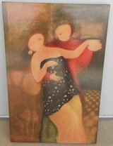 (# 35) Couple Dancing Painting (Used) in Spring, Texas