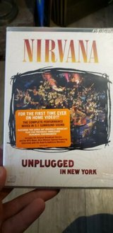 nirvana - unplugged in new york (dvd, 2007) in 29 Palms, California