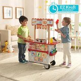 Baby girl boy KidKraft My Ultimate Snack Stand with EZ Kraft Assembly in Naperville, Illinois