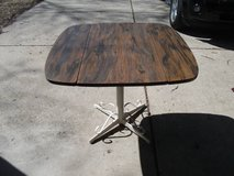 LOW PROFILE DROP LEAF TABLE NEW in Naperville, Illinois