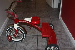 Radio Flyer Classic Red Dual Deck Tricycle in Spring, Texas