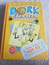 Dork Diaries Tales from a Not-So-Talented Pop Star #3 Hard Cover Book Age 9 - 13 * Grade 4th - 8th in Chicago, Illinois