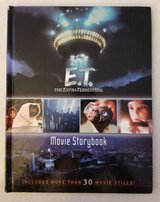 Vintage 2002 E.T. The Extra-Terrestrial Hard Cover Movie Story Book Age 6 - 10 * Grade 1st - 2nd in Morris, Illinois
