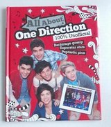 All About One Direction Hard Cover Book 100% Unofficial Photos 1D in Morris, Illinois