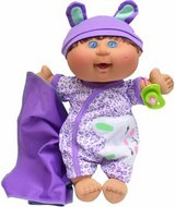 New! Cabbage Patch Kids Babies Ariel Camile Naptime Baby Doll in Orland Park, Illinois
