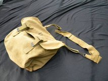 WW2 US ARMY Haversack in Camp Lejeune, North Carolina