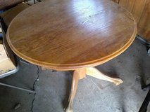 Solid Wood Table (Top and Base Only) Add $20 for Local Delivery in Naperville, Illinois