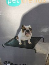 Medium size elevated pet bed brand new in Lockport, Illinois