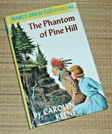 Vintage Nancy Drew Mystery #42 The Phantom of Pine Hill Hard Cover Book  Age 8 - 12 * Grade 3rd ... in Morris, Illinois