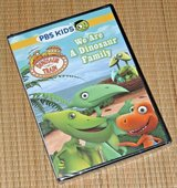 NEW Dinosaur Train We Are A Dinosaur Family DVD PBS Kids Jim Henson SEALED in Morris, Illinois