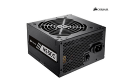 Brand New Corsair VS Series, VS500, 500 Watt 500W, Active PFC, 80 PLUS Power Supply PSU in Chicago, Illinois