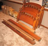 2 Solid Maple Twin Bed Frames or Bunk Bed - DIXIE SAYBROOK in Lockport, Illinois