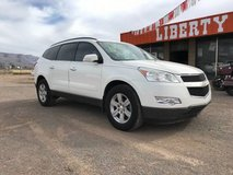 AWD! 2012 CHEVY TRAVERSE W/ 3RD ROW in Alamogordo, New Mexico