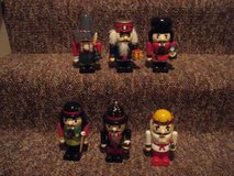 NUTCRACKERS (NEW WITH TAGS) in Aurora, Illinois