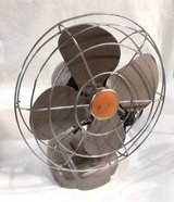 Vintage Zero Fan - Works in Bartlett, Illinois