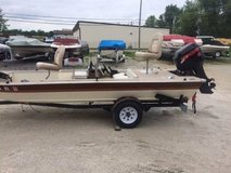 16' Smokercraft Bass Baron Boat in Chicago, Illinois