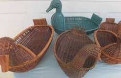 Bread Basket Ducks, Whole family of 17 of them. in Conroe, Texas