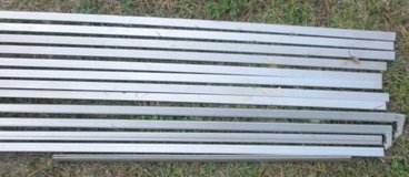 Aluminum Window Screen Stock, Corners in Conroe, Texas