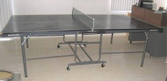 5' x 9' Ping Pong Table - Folds for Storage in Aurora, Illinois